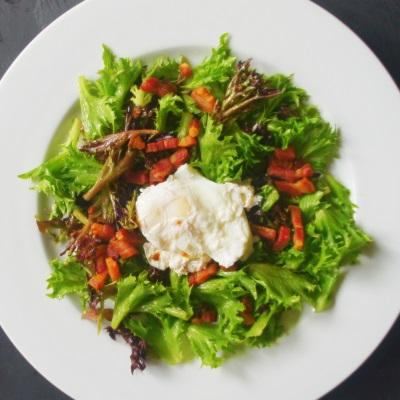franske salater