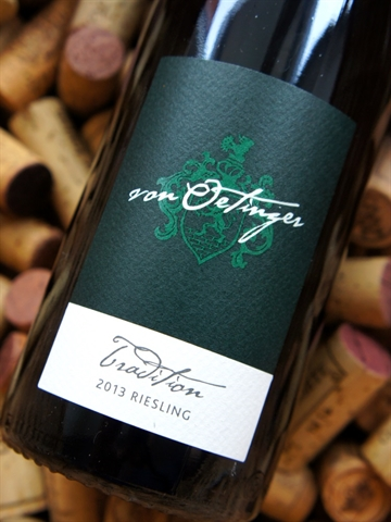 von Oetinger Riesling Tradition 2013