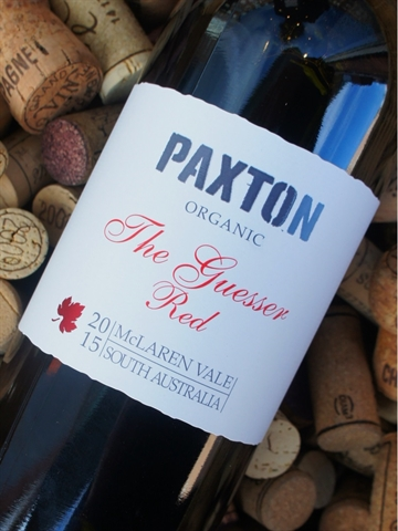 Paxton The Guesser Red 2015