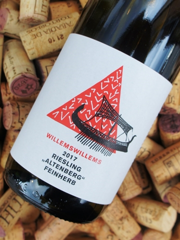 Willems-Willems Riesling Altenberg Feinherb 2017